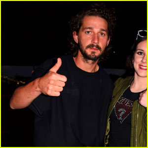 VIDEO: Shia LaBeouf Kicks Off #ANDINTHEEND in Sydney