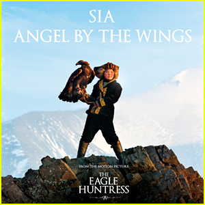 Sia Debuts 'The Eagle Huntress' Theme Song 'Angel by the Wings' - Stream, Lyrics & Download!