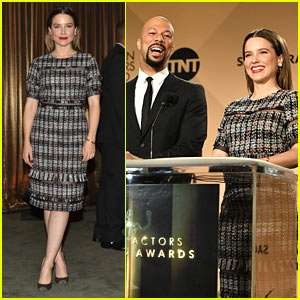 Sophia Bush & Common Announce SAG Awards 2017 Nominations!
