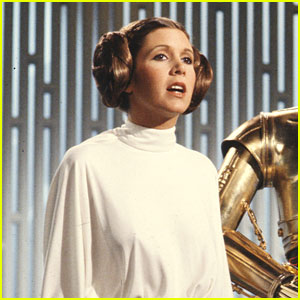 Carrie Fisher Dead -  Legendary 'Star Wars' Actress Passes Away at Age 60