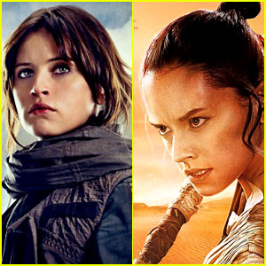 'Rogue One': Are Jyn Erso & Rey Related? Felicity Jones Answers Major 'Star Wars' Fan Theory