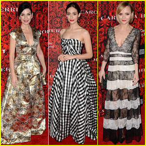 Emmy Rossum's Wedding Dress Will Be Made By Carolina Herrera
