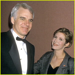 Steve Martin Deletes Carrie Fisher Tribute After Claims of Sexism