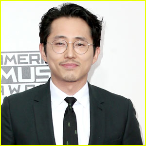 Walking Dead's Steven Yeun Marries Joana Pak, Whole Cast Attends Wedding!