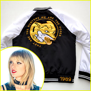 Taylor Swift Launches Cool New Jacket for '13 Days of Taylor'