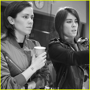 Tegan and Sara Take Us Behind-The-Scenes In 'That Girl' Music Video - Watch Here!