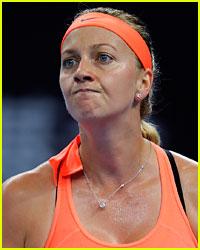 Tennis Star Petra Kvitova Stabbed & Attacked in Home Invasion