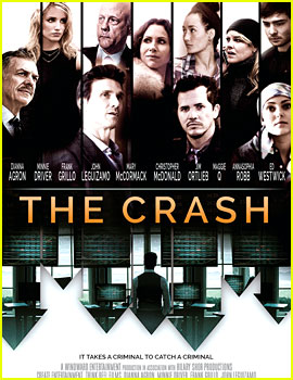 'The Crash' Poster Features All-Star Cast (Exclusive Debut!)