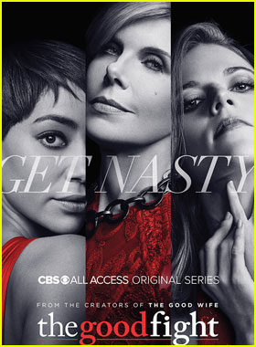 VIDEO: 'The Good Fight' Debuts Sexy First Trailer!
