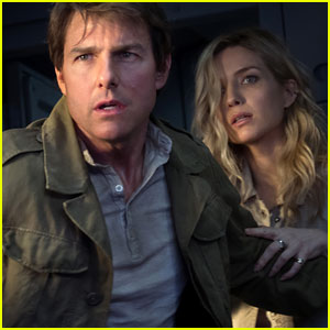 VIDEO: Tom Cruise's 'The Mummy' Reboot Trailer Debuts!