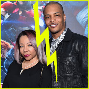 TI's Wife Tiny Reportedly Files For Divorce