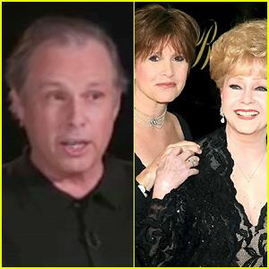 Todd Fisher Says Debbie Reynolds Didn't Die of a Broken Heart