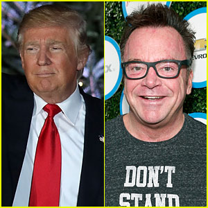 Tom Arnold Claims He Has Donald Trump Tapes with Racist, Offensive Language