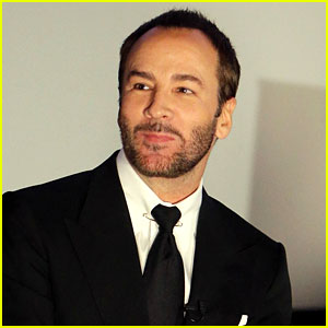 Tom Ford Thinks All Men Should Try Being Penetrated