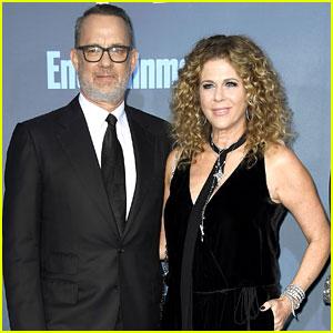 VIDEO: Tom Hanks Inspired Ryan Reynolds' Daughter James' First Full Sentence!