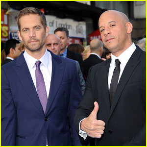 Vin Diesel Talks About Losing Paul Walker Three Years Later