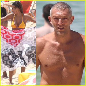 cassel dating They're believed to have been dating for a blissful five months and vincent cassel, 50, and tina kunakey, 27, looked stronger than ever as they were spotted on holiday together in florianópolis, brazil hitting the beach together, the pair seemed in great spirits as they soaked up the sunshine.