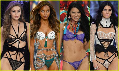 Victoria's Secret Models in Fashion Show 2016 - Entire Lineup!