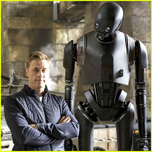 Who Plays K-2SO in 'Rogue One'? Meet Alan Tudyk!
