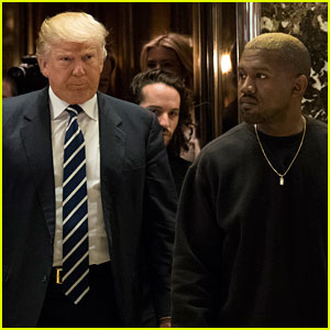 Why Did Kanye West Meet with Donald Trump? Sources Reveal Details
