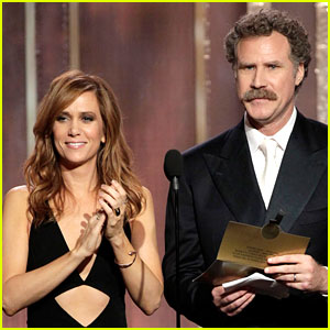 Will Ferrell & Kristen Wiig Are Making a Movie Musical Together!