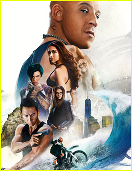'Xander Cage' Cast Featured on New Poster!