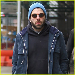 Zachary Quinto Shares Adorable Pic From Patrick J. Adams & Troian Bellisario's Wedding