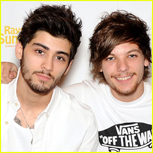 Zayn Malik Reaches Out to Louis Tomlinson After His Mother Passes Away