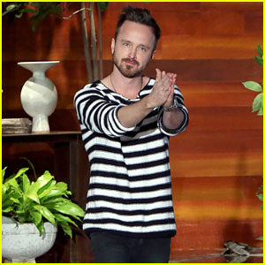 VIDEO: Aaron Paul Did the Sweetest Thing for Wife's 30th Birthday