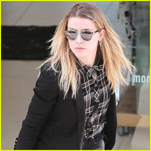 Amber Heard Begins Working on 'Aquaman'! | 15 Minute News