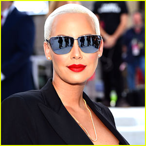 Amber Rose: 'I Wouldn't Be Comfortable' Dating a Bisexual Man