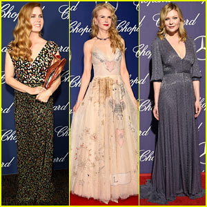 Amy Adams & Nicole Kidman Look Fab in Full-Length Gowns at Palm Springs Film Fest