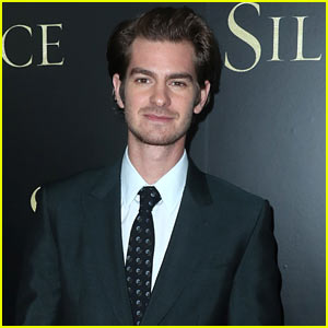 Andrew Garfield Suits Up for the Premiere of 'Silence'
