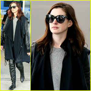 Anne Hathaway Announces She is Taking a Break from Instagram & Facebook