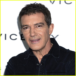 Antonio Banderas Hospitalized After Suffering Chest Pains While Exercising