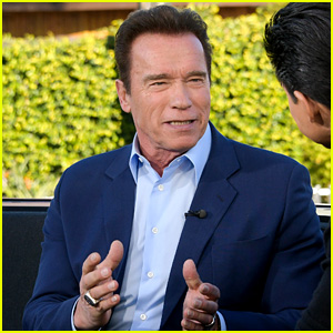 Arnold Schwarzenegger Says Trump's Immigration Ban is 'Crazy'