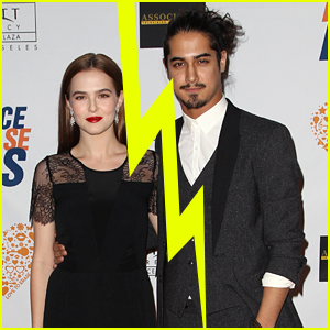 Zoey Deutch Splits With Boyfriend Avan Jogia After 5 Years