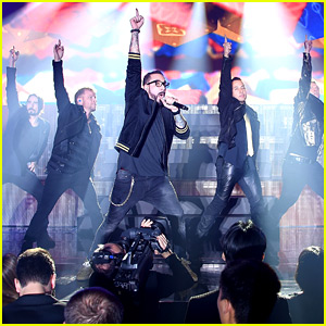 Backstreet Boys Gave a Sneak Peek at Vegas Residency on NYE!