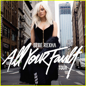 Bebe Rexha Announces 'All Your Fault' Headlining Tour - See the Dates!