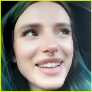 VIDEO: Bella Thorne Awkwardly Dances to Charlie Puth's 'We Don't Talk Anymore'