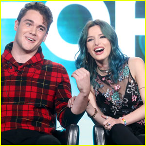 Bella Thorne Brings Freeform's 'Famous in Love' to TCA 2017