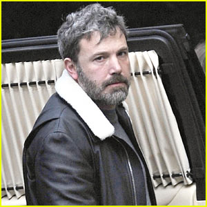 Ben Affleck Gets to Work on His Next Film Project