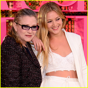 Billie Lourd's Friends & Family Are Helping Her 'Find the Funny' Again
