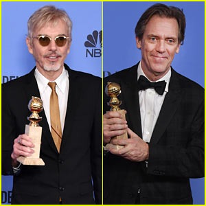 VIDEO: Billy Bob Thornton & Hugh Laurie Win Big for TV Performances at Golden Globes
