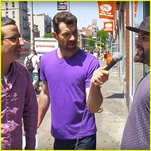 VIDEO: Billy Eichner Wants to Know 'Do Gay People Care About John Oliver?'