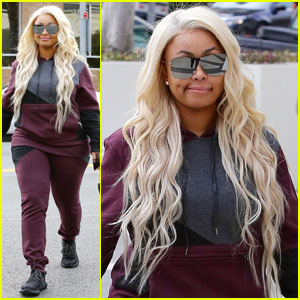 Blac Chyna Shares New Photo Of Rob Kardashian & Dream