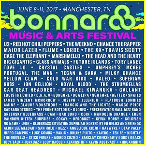 Bonnaroo 2017 - Full Lineup Revealed!