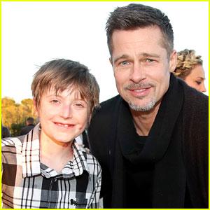 Brad Pitt Lends Star Power to Epidermolysis Bullosa Benefit