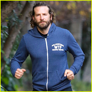 Bradley Cooper Keeps Up with His Daily Workouts Alongside Jason Walsh