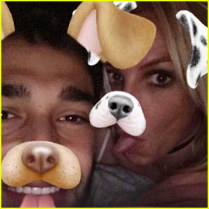 Britney Spears & Rumored Boyfriend Sam Asghari Are Totally in 'Puppy Love'